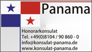 Honorarkonsulat der Republik Panama